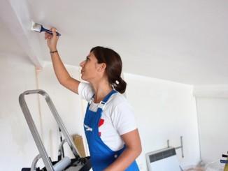 peindre sa maison avec une peinture naturelle